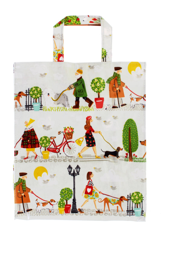 gifteasyonline - PVC Medium Gusset Bag Walkies by Ulster Weavers - Ulster Weavers - Bag