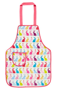Ulster Weavers Childs Apron Bunnies Design - Gifteasy Online