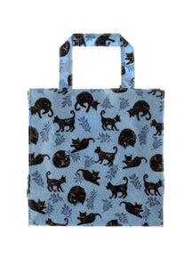 Ulster Weavers Shopping Bag PVC Small Gusset Bag Cat Nap by Ulster Weavers - Gifteasy Online