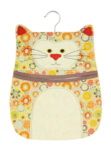 Ulster Weavers Shaped Peg Bag Cat - Gifteasy Online