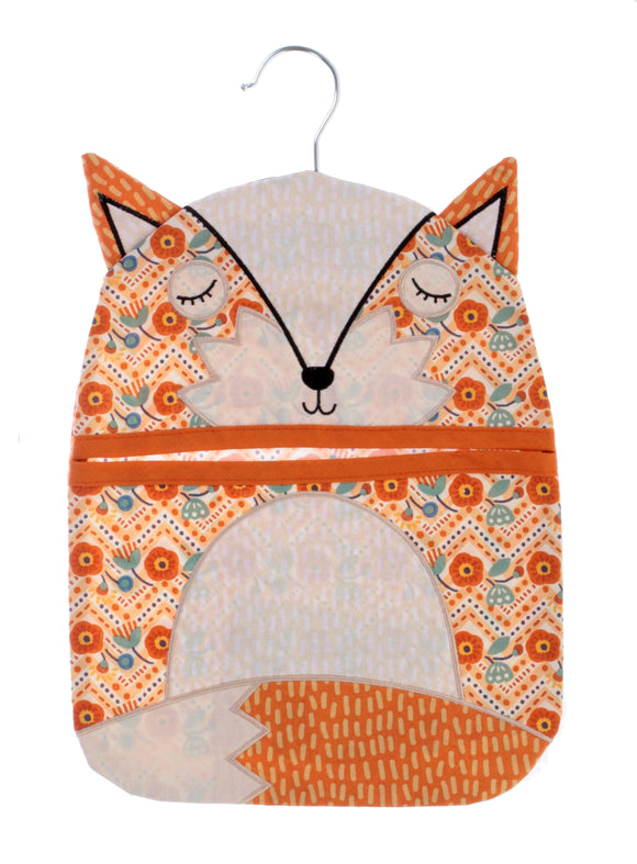 gifteasyonline - Peg Bag Ginger Fox by Ulster Weavers - Ulster Weavers - peg bag