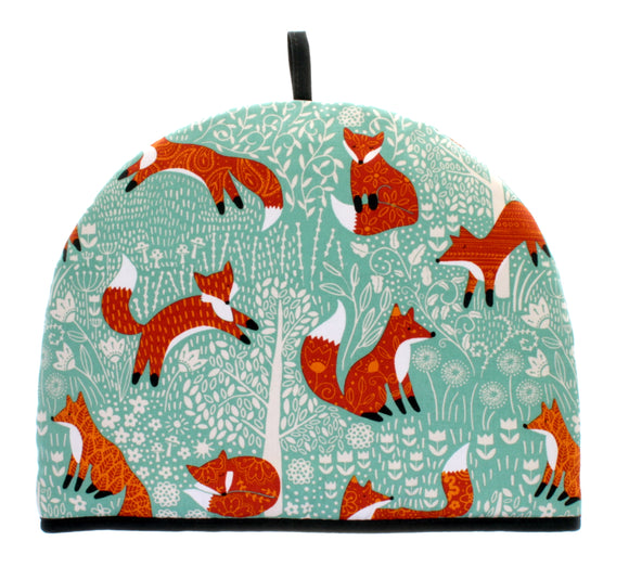 Tea Cosy Foraging Fox by Ulster Weavers - Gifteasy Online