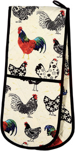 Ulster Weavers Double Glove Rooster Cockerel - Gifteasy Online