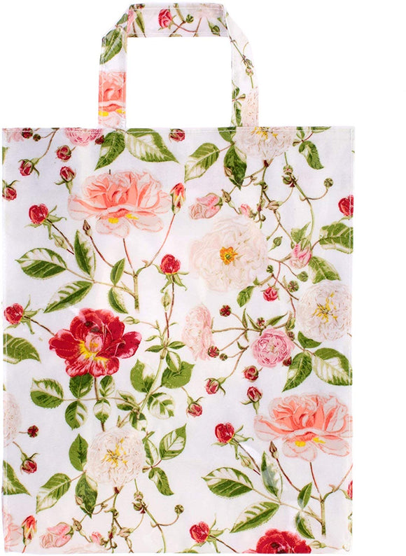 Ulster Weavers RHS Traditional Rose Medium PVC Bag