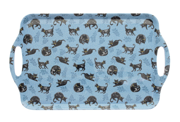 gifteasyonline - Large Tray Cat Nap by Ulster Weavers - Ulster Weavers - tray