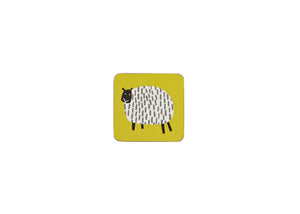 gifteasyonline - Dotty Sheep 4 Coaster Pack by Ulster Weavers - Ulster Weavers - Coaster