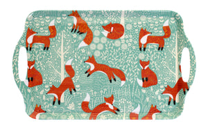 gifteasyonline - Large Tray Foraging Fox by Ulster Weavers - Ulster Weavers - Tray
