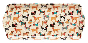 gifteasyonline - Small Tray Hound Dog by Ulster Weavers - Ulster Weavers - Tray