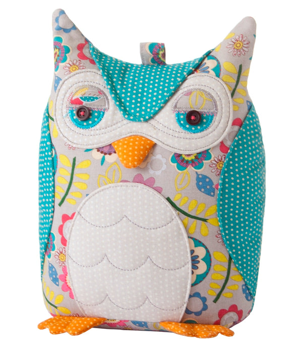 Shaped Doorstop Owl by Ulster Weavers - Gifteasy Online