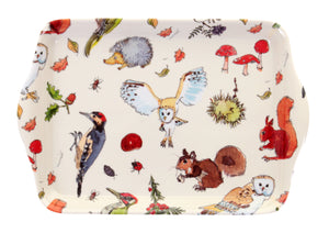 gifteasyonline - Scatter Tray Woodland by Ulster Weavers - Ulster Weavers - Tray