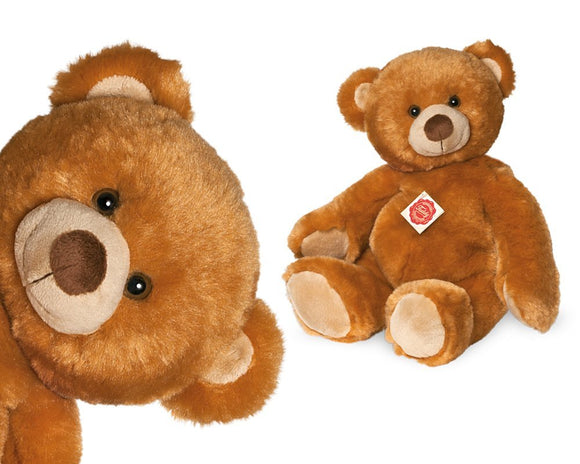 gifteasyonline - Teddy Hermann Teddy Brown 39cm - Hermann Teddy Collection - Hermann Teddy Collection