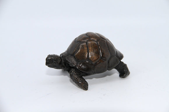 Limited Edition Hot Cast Solid Bronze Tortoise