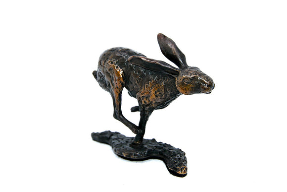 Hot Cast Solid Bronze Speedy Hare