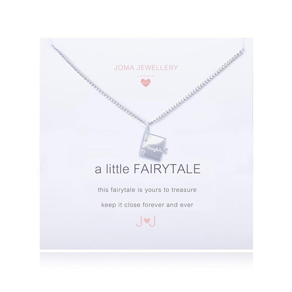 Joma Jewellery A Little Fairytale Children's Necklace - Gifteasy Online