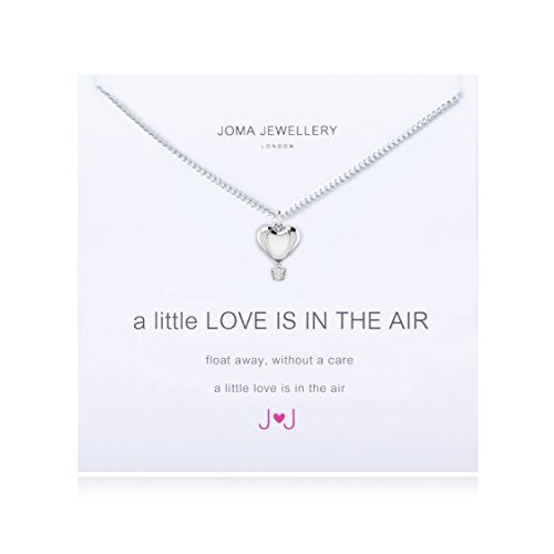Joma jewellery a Little Love Is In The Air Necklace - Gifteasy Online