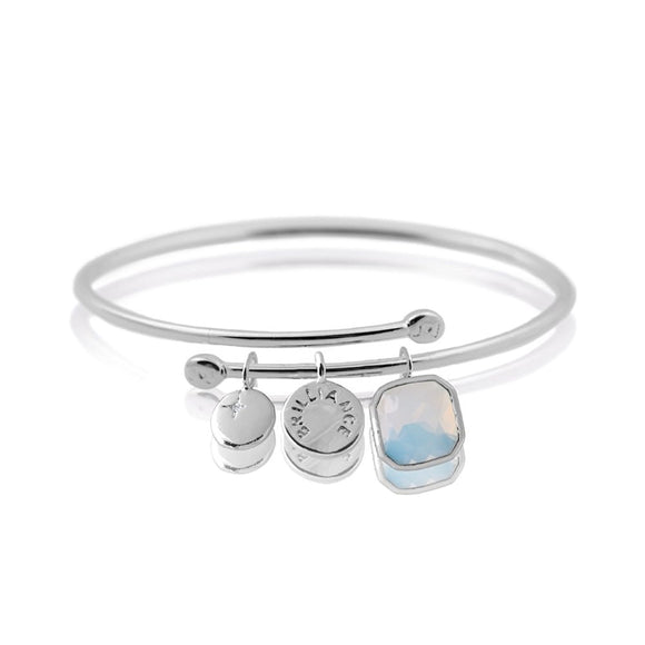gifteasyonline - Joma Jewellery - Story Bangle - Brilliance - Joma Jewellery - Joma Jewellery