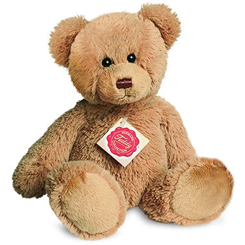 gifteasyonline - Teddy Hermann Teddy Gold 25cm - Hermann Teddy Collection - Hermann Teddy Collection