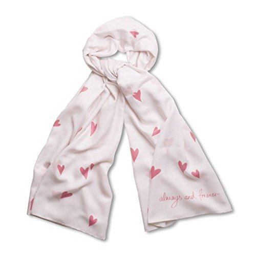 Katie Loxton - Scarf - Always and Forever - Pink