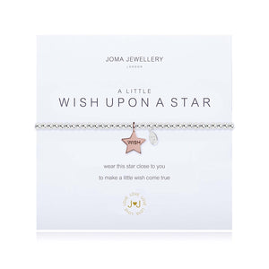 gifteasyonline - A Little Wish Upon a Star Bracelet  By Joma Jewellery - Joma Jewellery - Joma Jewellery