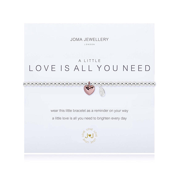 gifteasyonline - A Little Love is All You Need Bracelet By Joma Jewellery - Joma Jewellery - Joma Jewellery