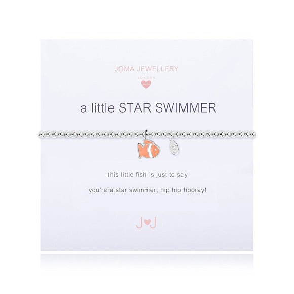 gifteasyonline - Joma Jewellery Childrens a little Star Swimmer - Joma Jewellery - Joma Jewellery