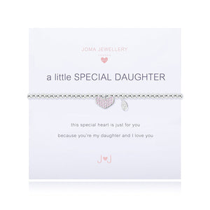 A Little Special Daughter Girls Bracelet By Joma Jewellery - Gifteasy Online