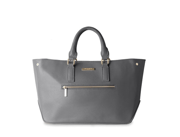 Katie Loxton Adalie Day Bag Charcoal Grey