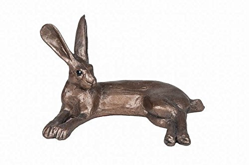 gifteasyonline - Frith Bronze Hare Honey lying - Frith - Frith