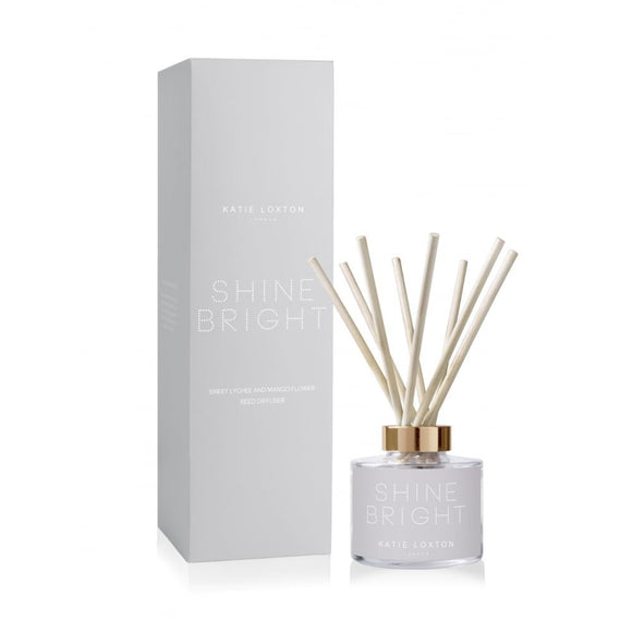 Katie Loxton - Diffuser - Shine Bright - Sweet Lychee and Mango Flower - Gifteasy Online