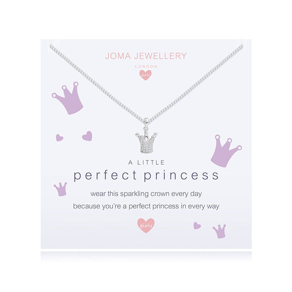 gifteasyonline - Joma Jewellery Girl A Little Perfect Princess Necklace - Joma Jewellery - Joma Jewellery