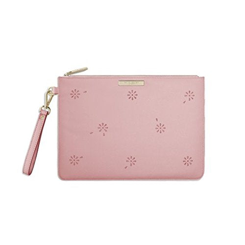 Katie Loxton - Beautiful Blossom Pouch - Pink - Gifteasy Online