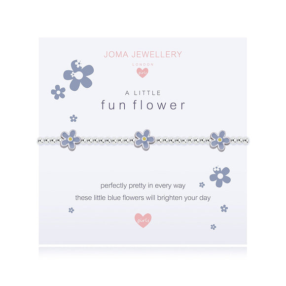gifteasyonline - A Little Fun Flower Girls Bracelet By Joma Jewellery - Joma Jewellery - Bracelet