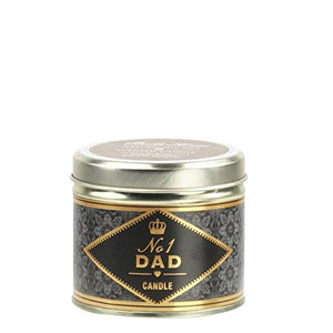 gifteasyonline - Bath House No 1 Dad Scented Candle - Bath House - Bath House