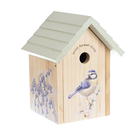 Wrendale Blue Tit Birdhouse
