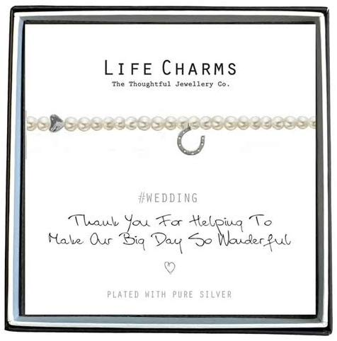 Life Charms Thank you for Helping To Make Our Big Day So Wonderful