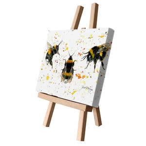 gifteasyonline - Bree Merryn Bee Happy Canvas Cutie - Bree Merryn - Canvas Cuties