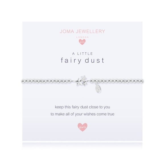 gifteasyonline - Joma Jewellery A little Fairy Dust Girls Bracelet - Joma Jewellery - Bracelet