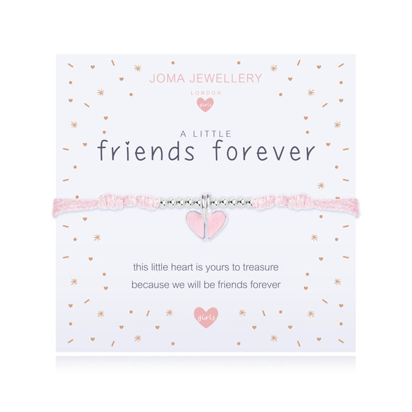 Joma Jewellery A little Friends Forever Bracelet Childrens