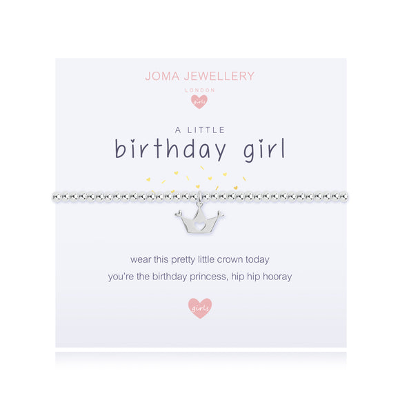 gifteasyonline - Joma Jewellery A little Birthday Girl Bracelet Lemon Girls - Joma Jewellery - Bracelet