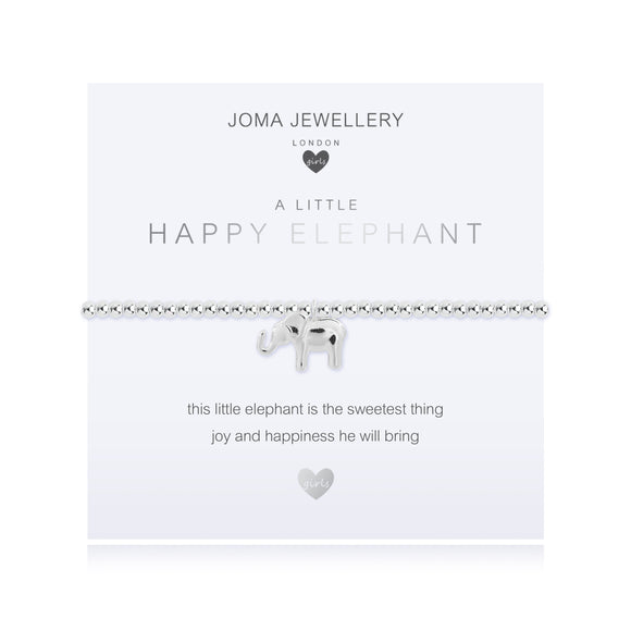 Joma Jewellery A Little Happy Elephant Bracelet Girls
