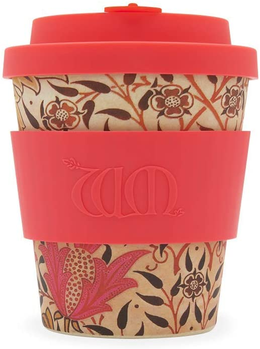 Ecoffee Cup Reusable Travel Mug Earthy Paradise 8 oz - Gifteasy Online