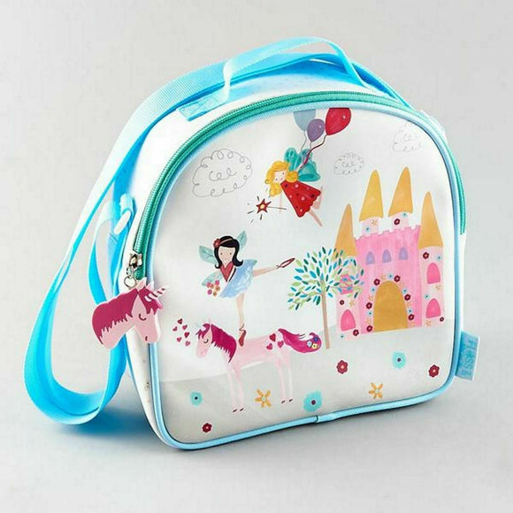 gifteasyonline - Floss & Rock Fairy Unicorn lunch Bag - Floss & Rock - Lunchbag