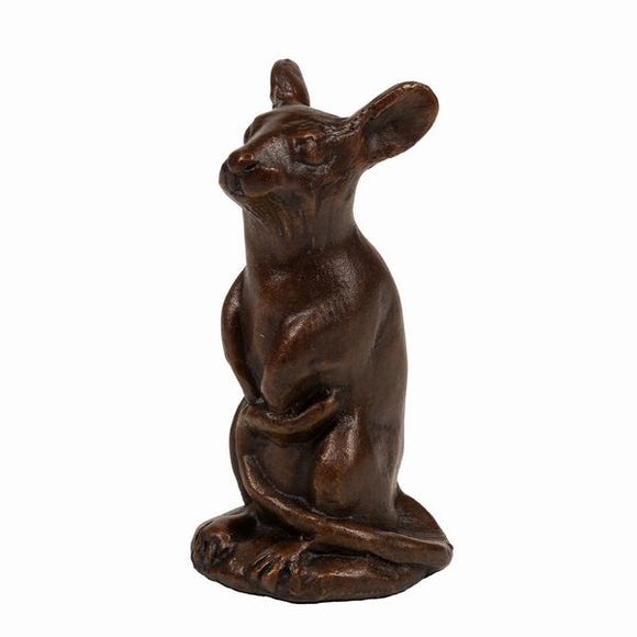 Frith Creative Bronze Solid Bronze Mouse - Gifteasy Online