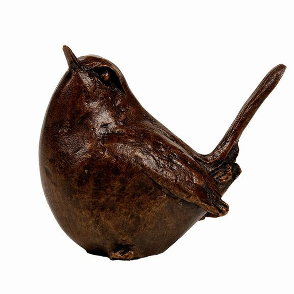 Frith Creative Bronze Solid Bronze Wren