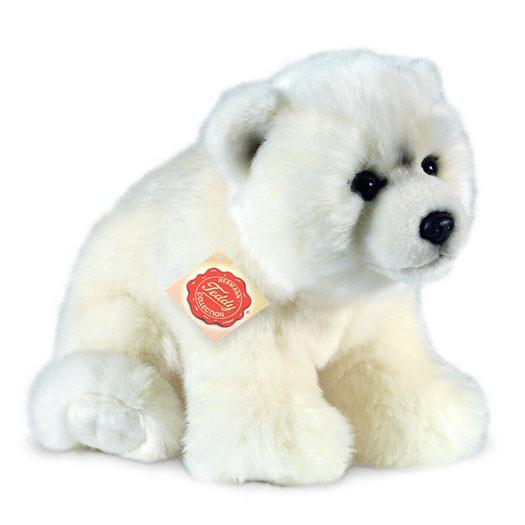 Teddy Hermann Polar Bear Soft and Plush Toy
