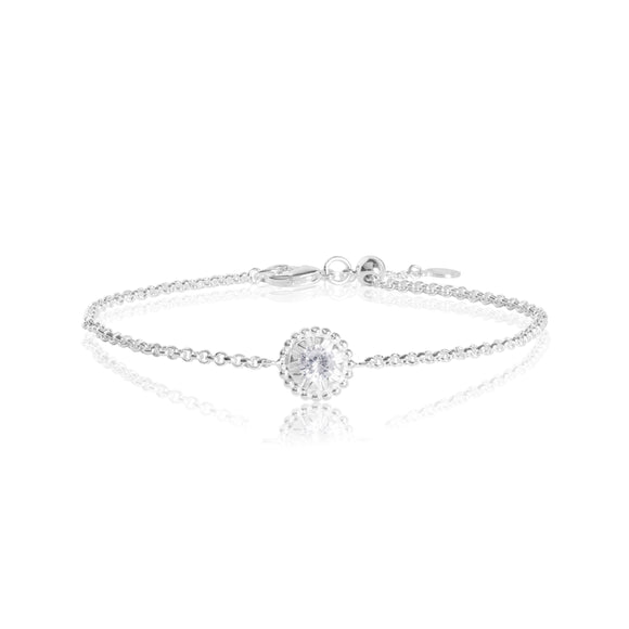 Katie Loxton STERLING SILVER - SHINE BRIGHT - Sterling Silver Bracelet