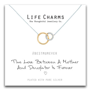 Life Charms The Love Between A Mother And Daughter is Forever