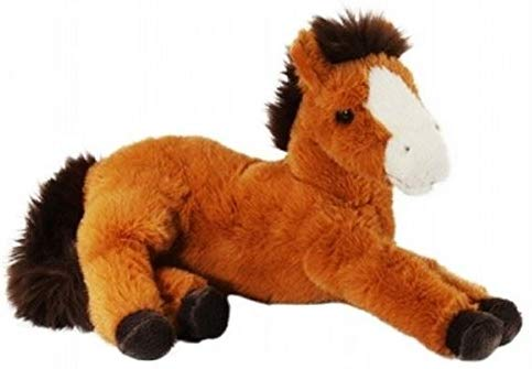 Keycraft Lying Horse Soft Toy