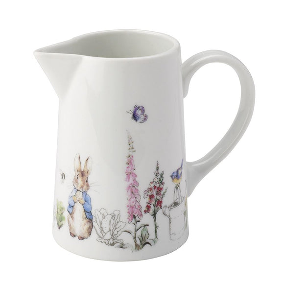 gifteasyonline - Peter Rabbit Milk Jug - Stow Green - Milk Jug