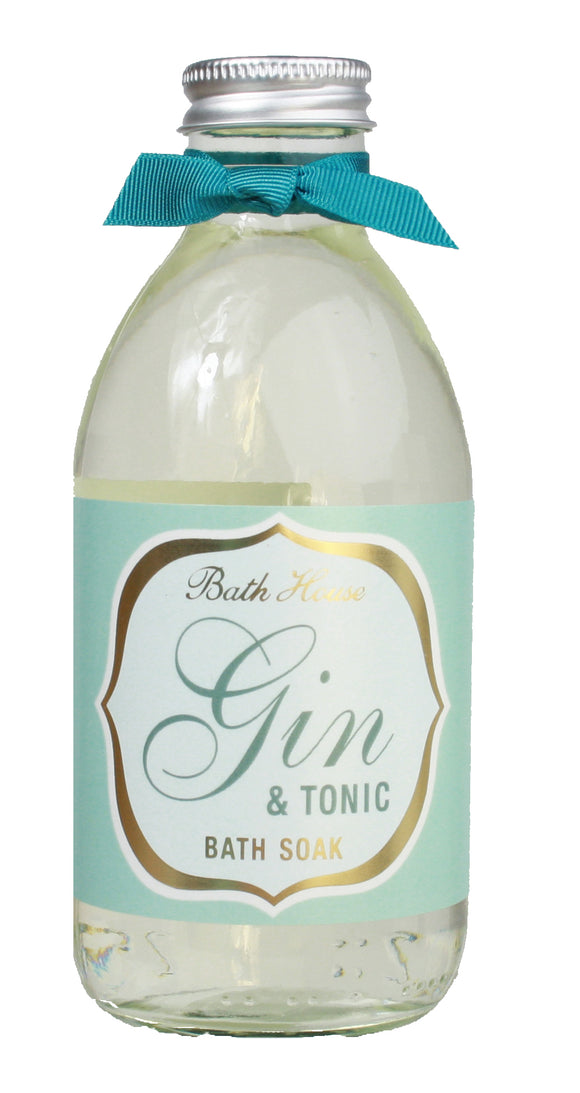 Bath House Gin & Tonic Bath Soak 250ml